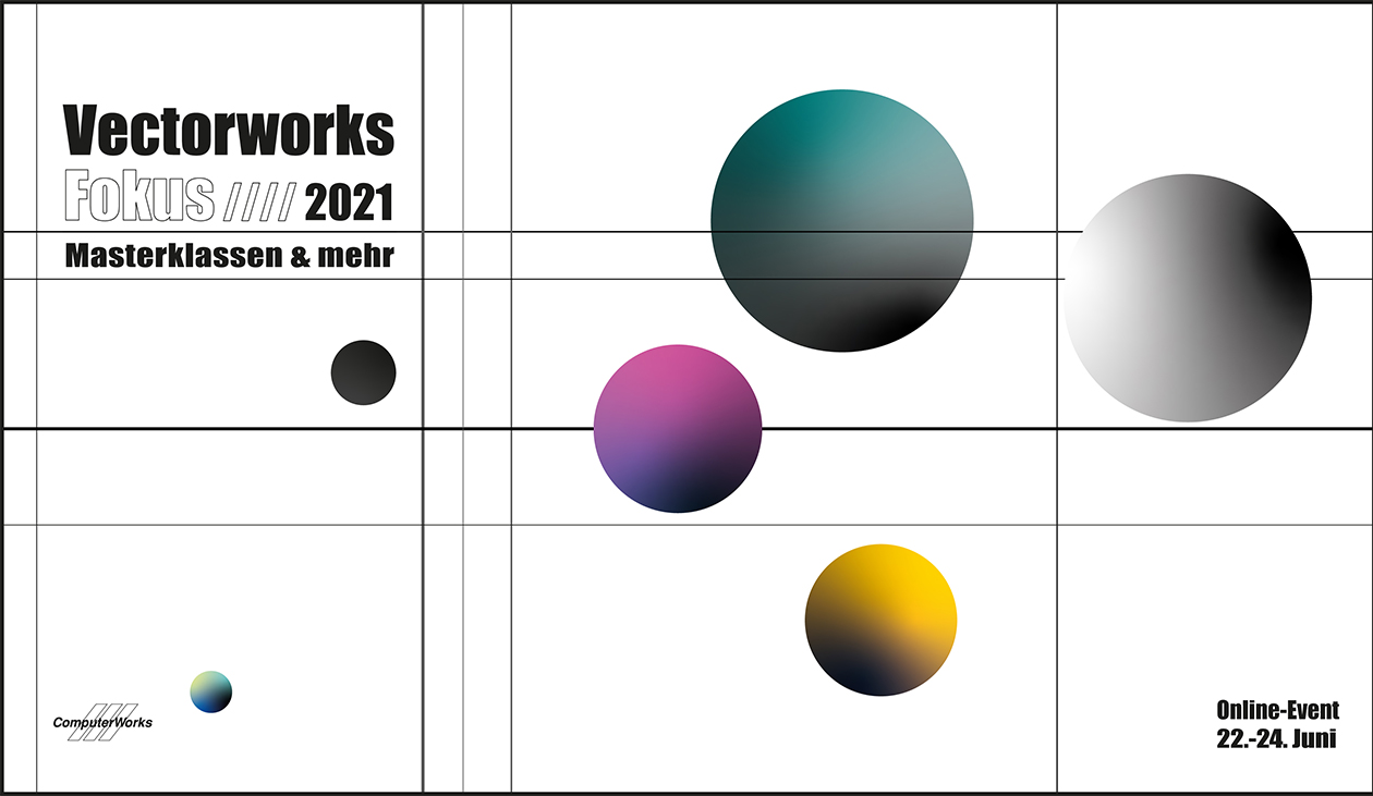 Vectorworks Fokus //// 2021